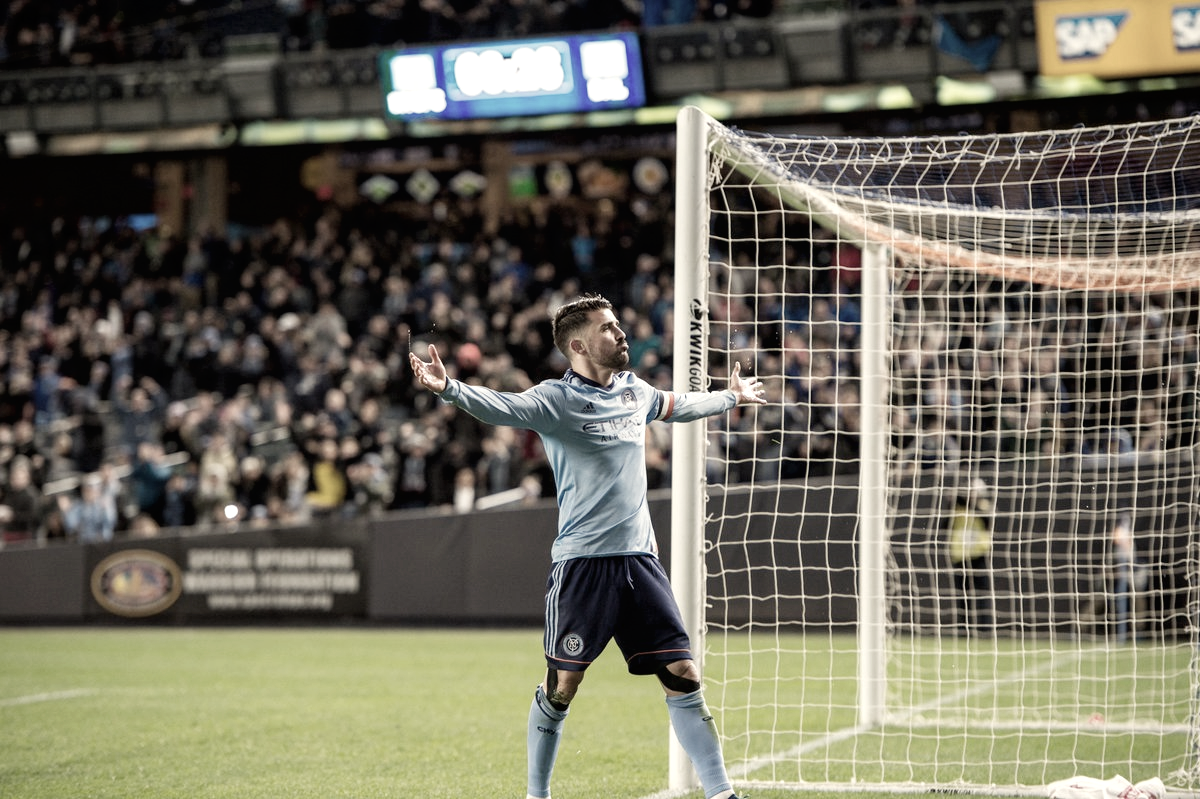 NYCFC Player Ratings: Boys in blue hand FC Dallas first MLS loss of season
