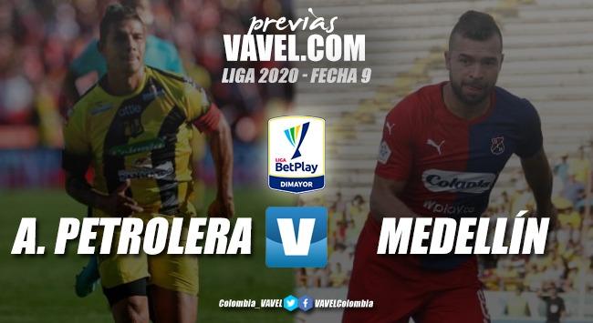 Previa Alianza Petrolera vs Independiente Medellín: tarde-noche para no dar brazo a torcer