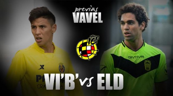 Villarreal 'B' - Eldense: duelo de ascensos