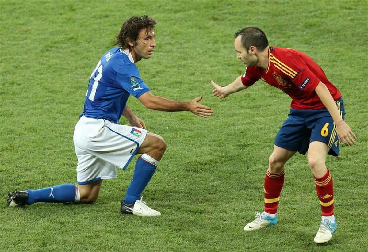 """Milan, senti Pirlo: """"Con i rossoneri gli anni più belli, Gattuso lo vedo bene"""""""