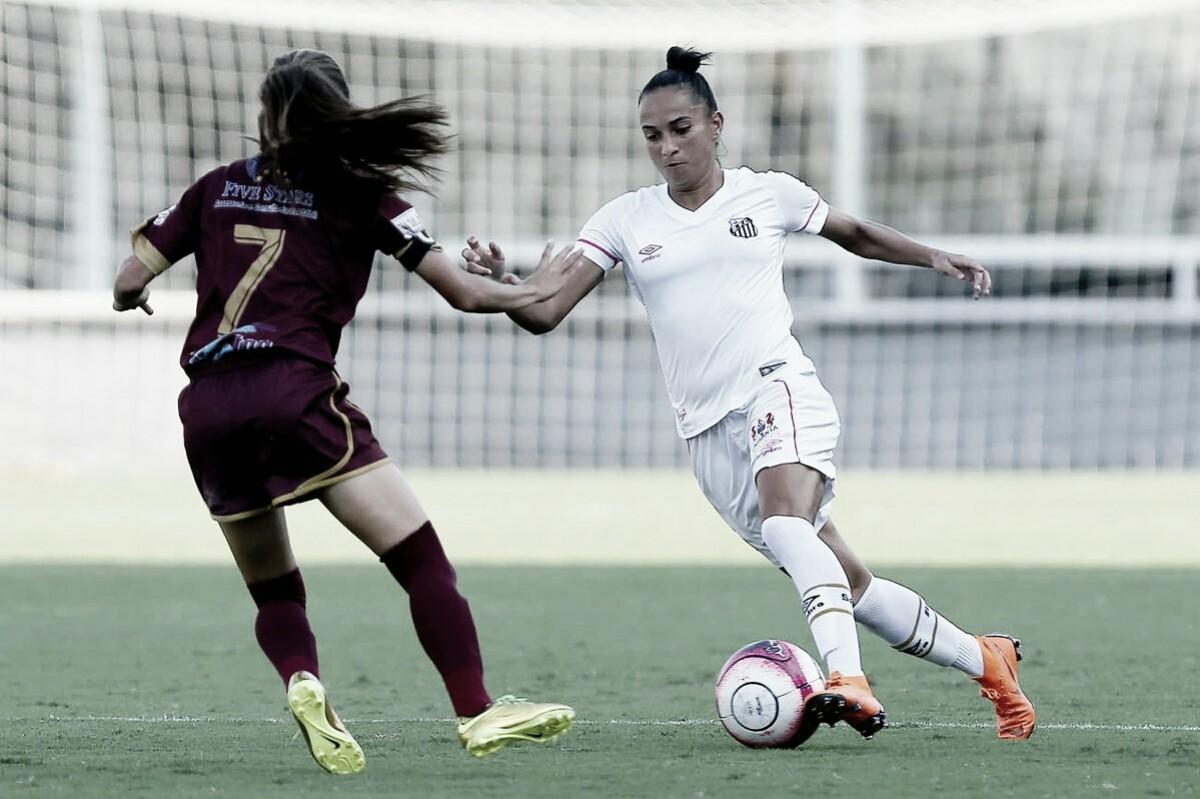 No sufoco, Sereias da Vila vencem Juventus pelo Campeonato Paulista Feminino