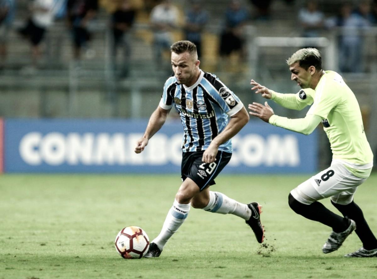 Grêmio visita Monagas precisando de vitória simples para avançar na Libertadores