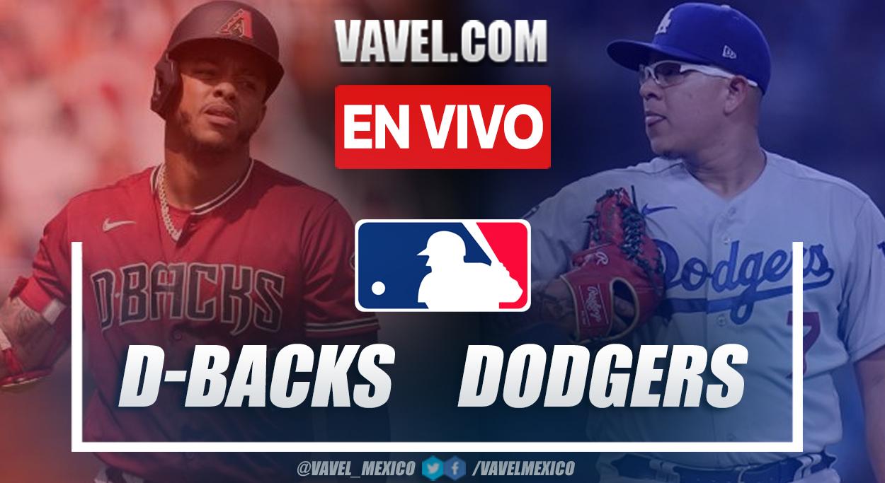 Resumen y carreras: Arizona D-Backs- Los Angeles Dodgers en MLB 2021 (3-5)