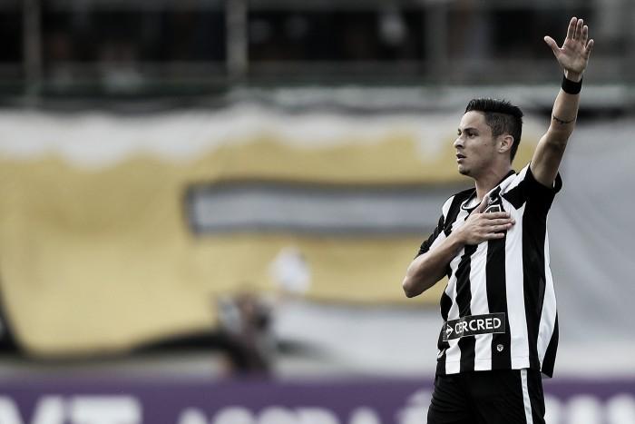 Diogo Barbosa reafirma desejo de permanecer no Botafogo e descarta Flamengo