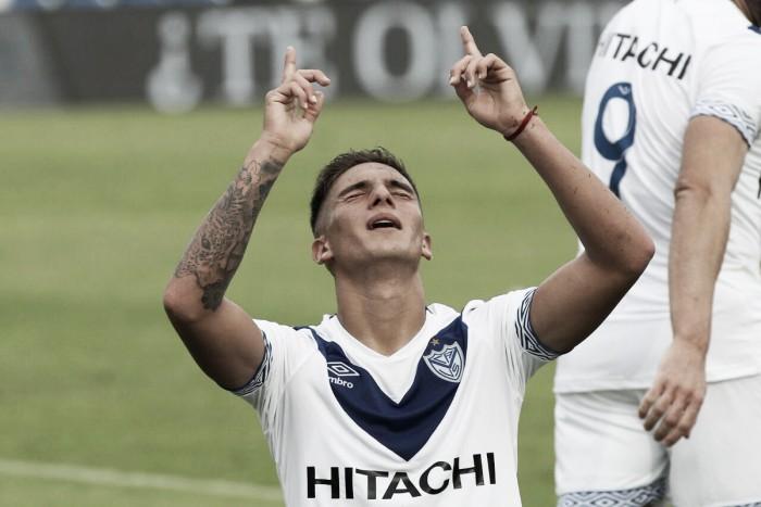 Anuario Vélez Sarsfield VAVEL 2017: Nicolás Domínguez, el mago del mediocampo