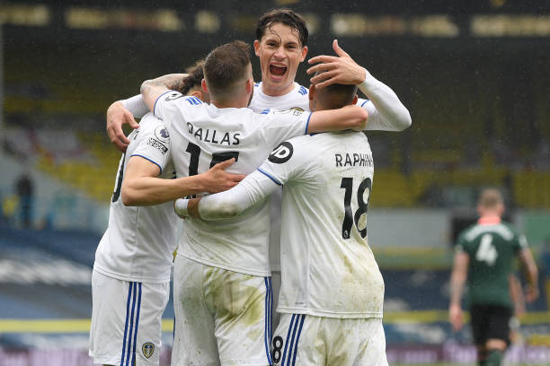 Leeds United 3-1 Tottenham Hotspur: VAR controversy strikes as Leeds end Spurs top-four hopes