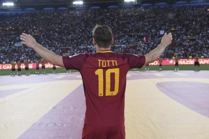 """Totti: """"No me arrepiento de haber ganado poco en la Roma"""""""