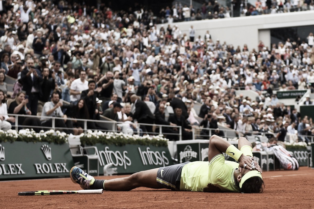 Nadal vence Thiem e conquista o título de Roland Garros pela 12ª vez na carreira