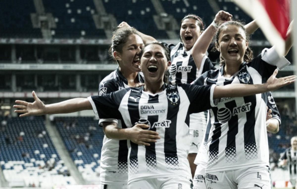 Rayadas goleó al Toluca y tendremos nueva Final Regia