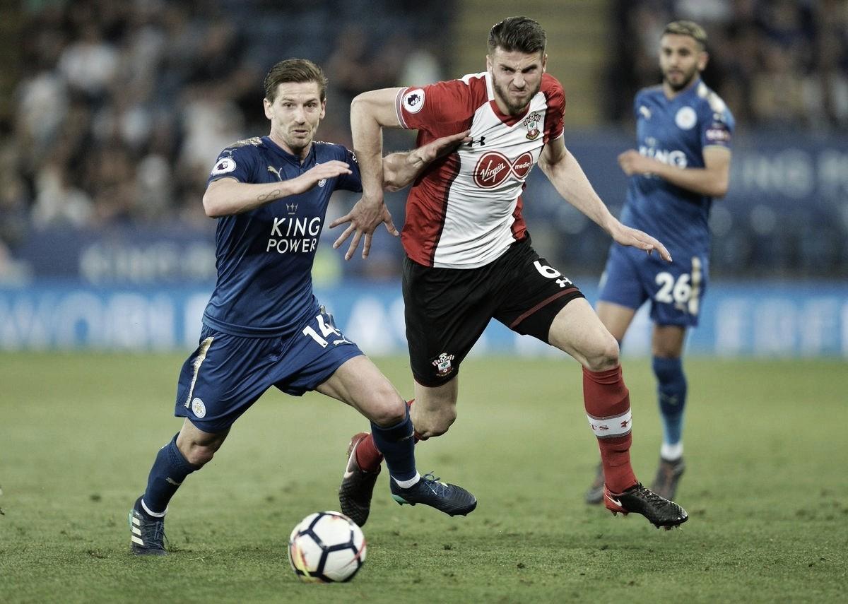 Leicester City y Southampton dejan muchas dudas en la Premier League