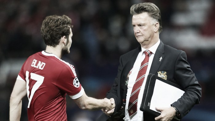 Louis van Gaal's sacking undeserved, says Daley Blind