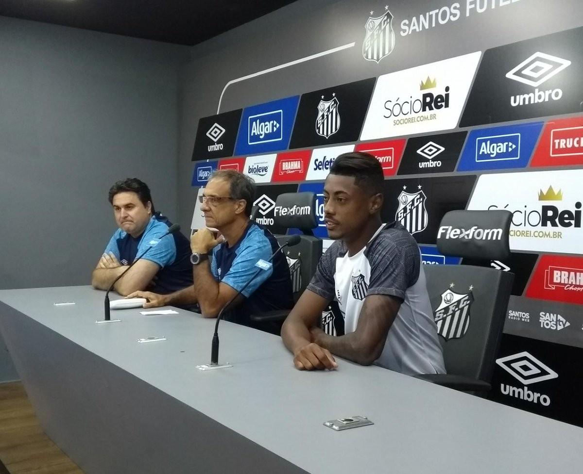 Bahia marca no último lance e frustra Santos na Fonte Nova