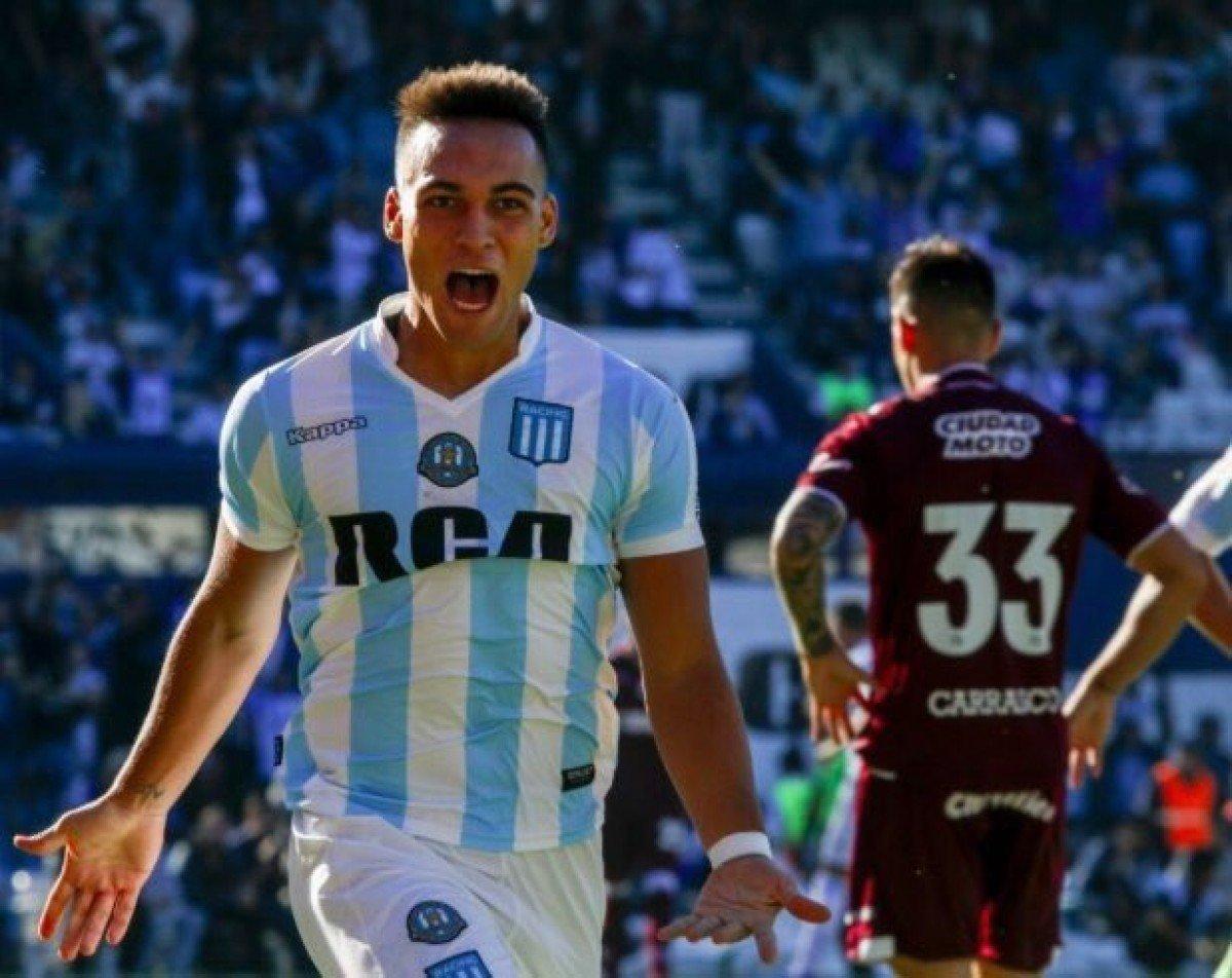 """Inter, parola a Lautaro Martinez: """"Che felicità essere qui"""""""