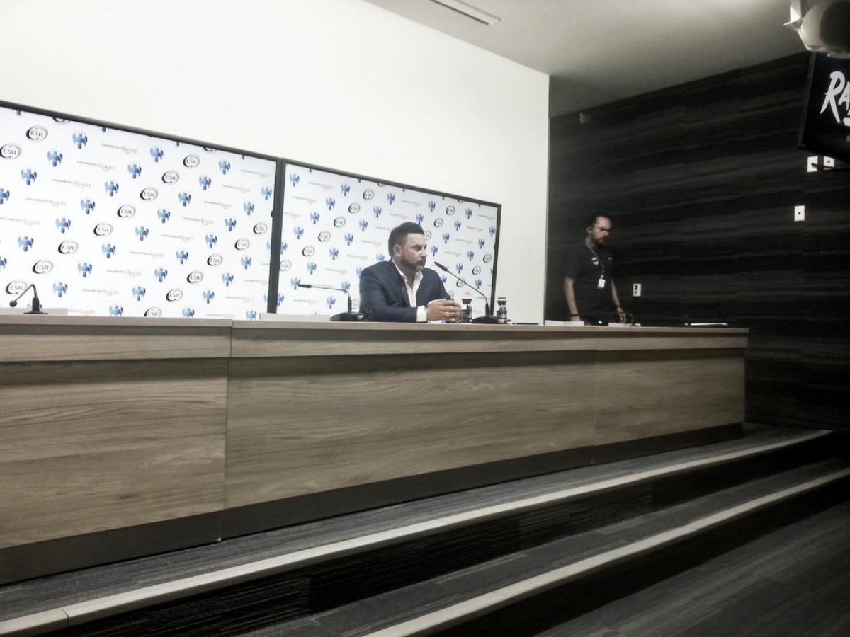 """Antonio Mohamed: """"No fue un partido bien jugado pero lo supimos manejar"""""""