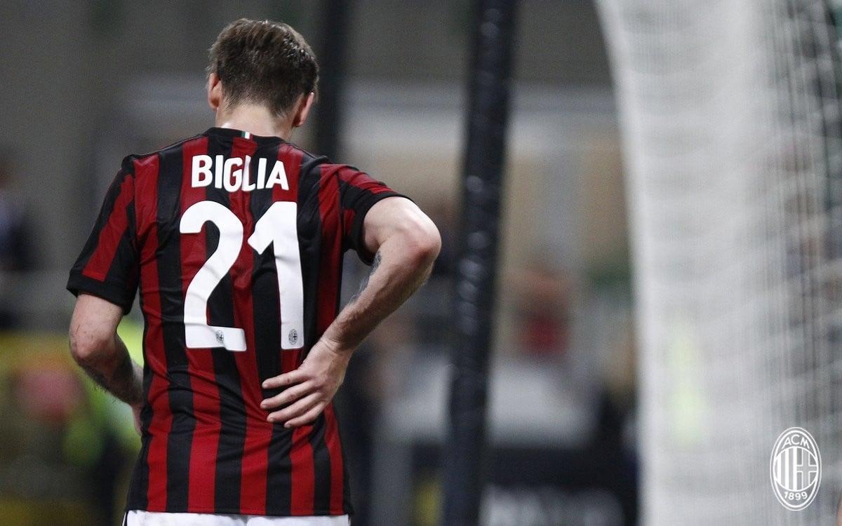 Milan, piove sul bagnato: frattura alle vertebre lombari per Biglia