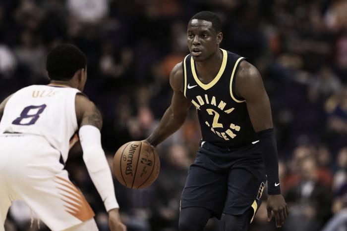 NBA, tutto facile per i Pacers a Phoenix. Minnesota ok con i Blazers