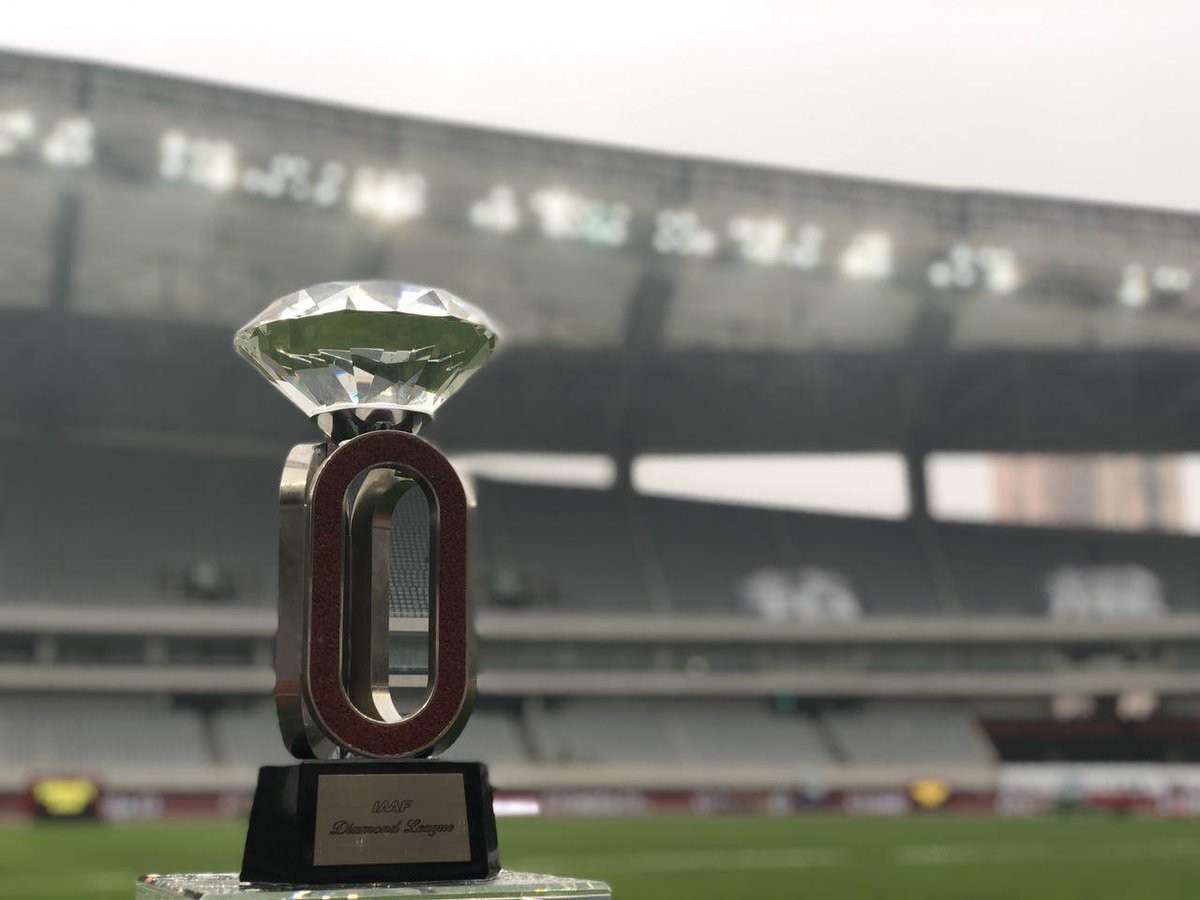 Diamond League 2018 - Shanghai: 200 alla Miller, Lavillenie si prende l'asta, Gardiner si conferma nei 400