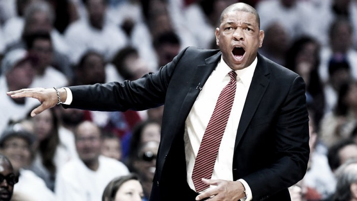 "NBA, Doc Rivers sul futuro dei Clippers: ""Credo ancora nei Big Three"""