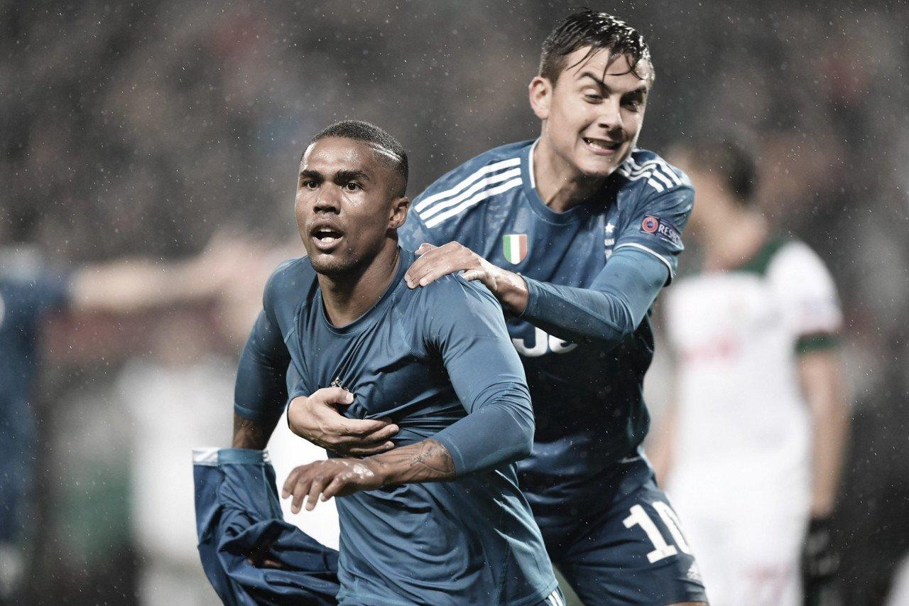 No Grupo D, Juventus se classifica e Bayer Leverkusen embola briga por segunda vaga