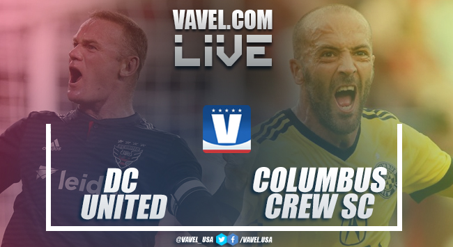 DC United vs Columbus Crew: Live Stream of MLS Cup Playoffs (2-2)