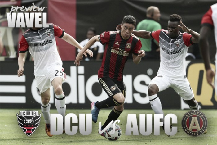 D.C. United vs Atlanta United FC preview: D.C. hopes to end offensive struggles
