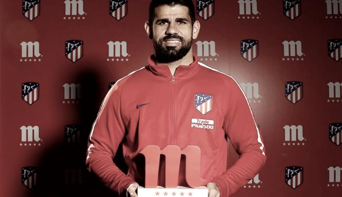 """Diego Costa: """"Nada mejor que empezar fuerte"""""""