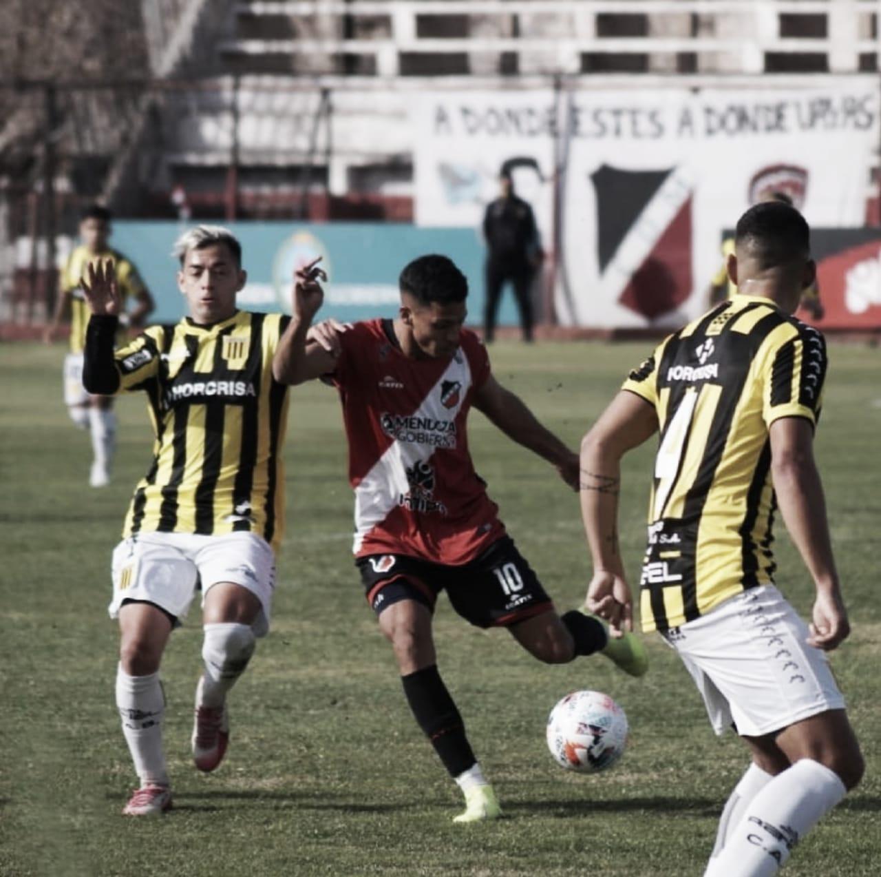 ¡La Fragata lo hizo de nuevo! Venció a Deportivo Maipú por 1 a 0 en Mendoza.