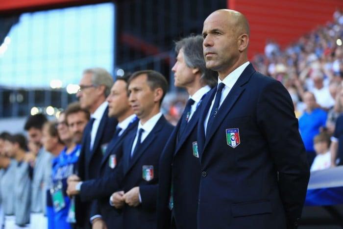 Italia, Donnarumma non risponde sul Milan e Di Biagio: