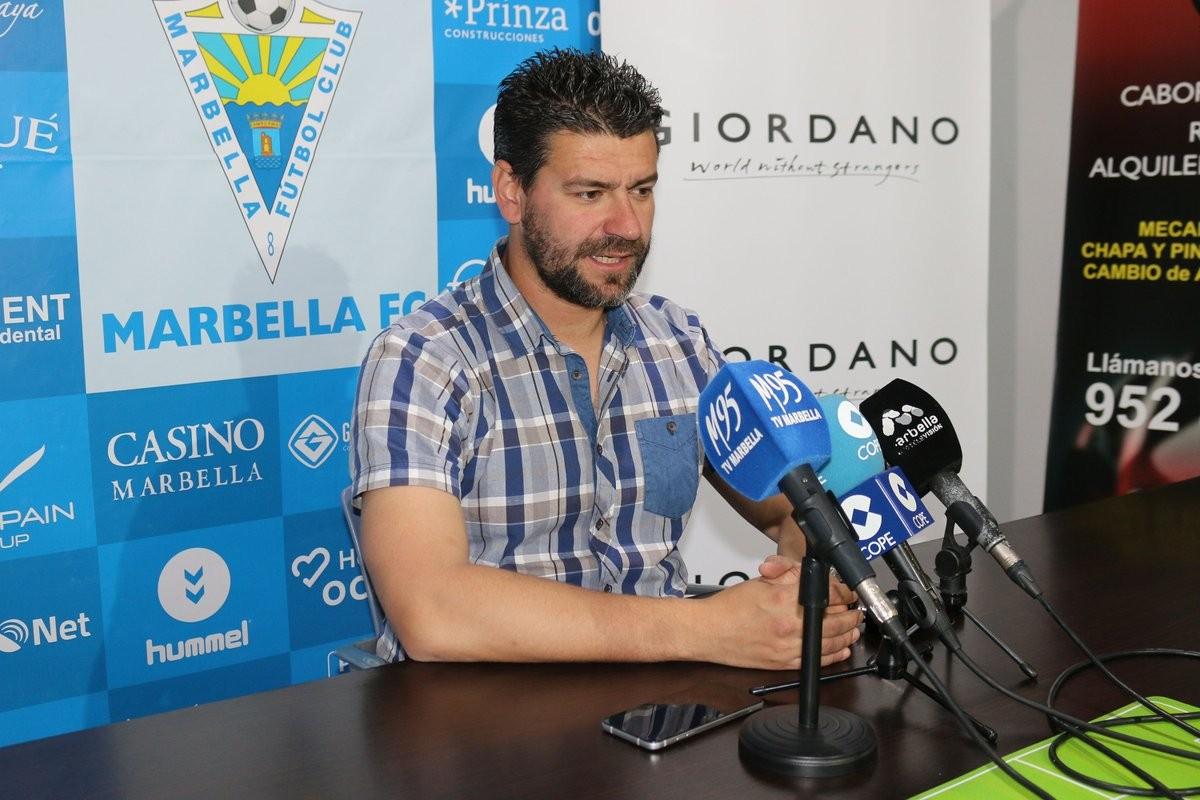 Fernando Estévez: ''Que nadie nos dé por muertos''