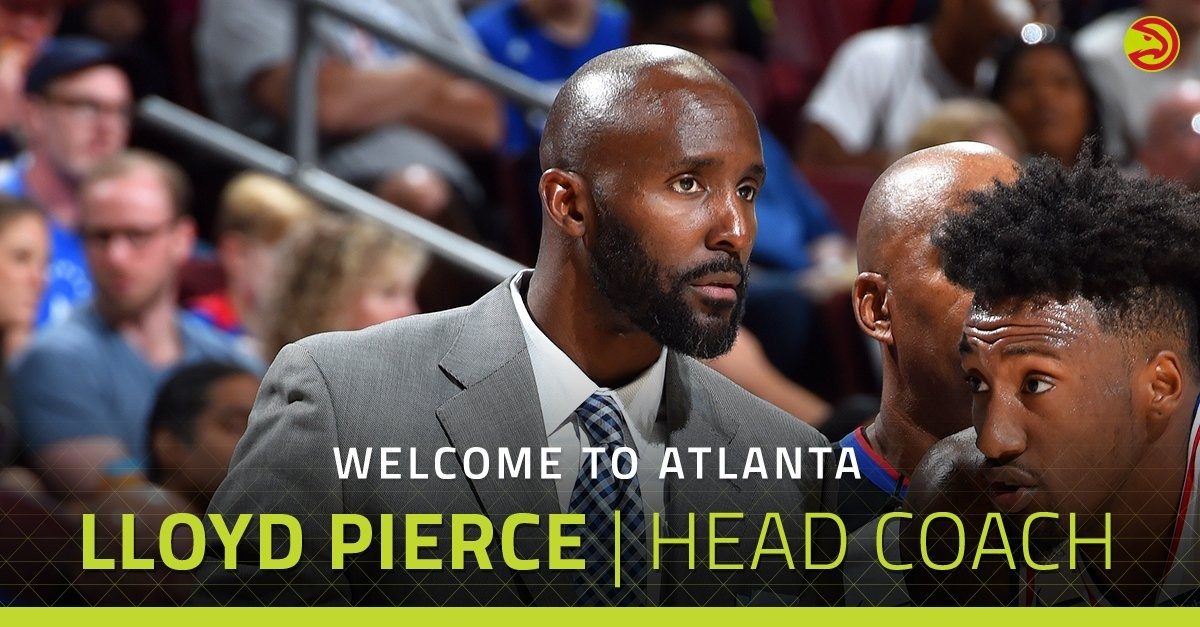 NBA, Atlanta riparte da Lloyd Pierce