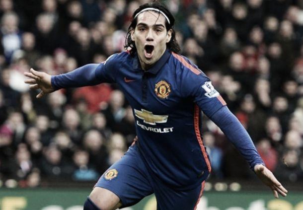 Falcao es homenajeado con video de un aficionado del Manchester United