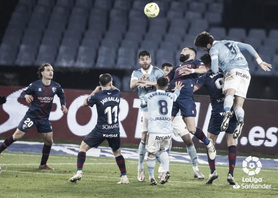 Resumen SD Huesca vs RC Celta en LaLiga 2020/2021 (3-4)