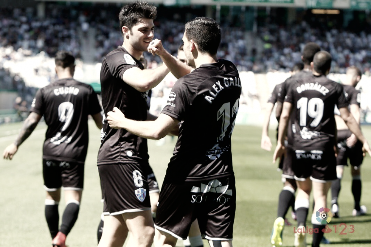 Resumen de la temporada 2017/2018: SD Huesca, un medio del campo muy decisivo