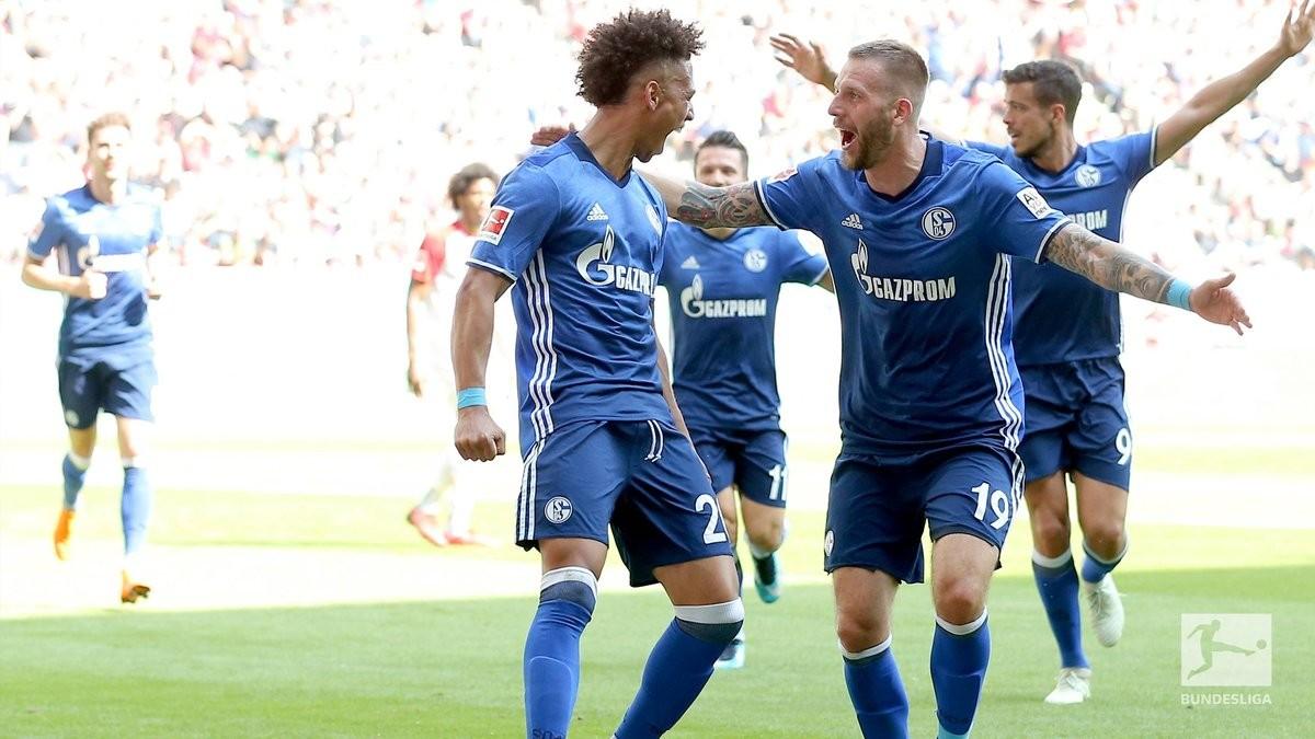Il sabato di Bundesliga - Amburgo nel baratro, Schalke secondo e in Champions