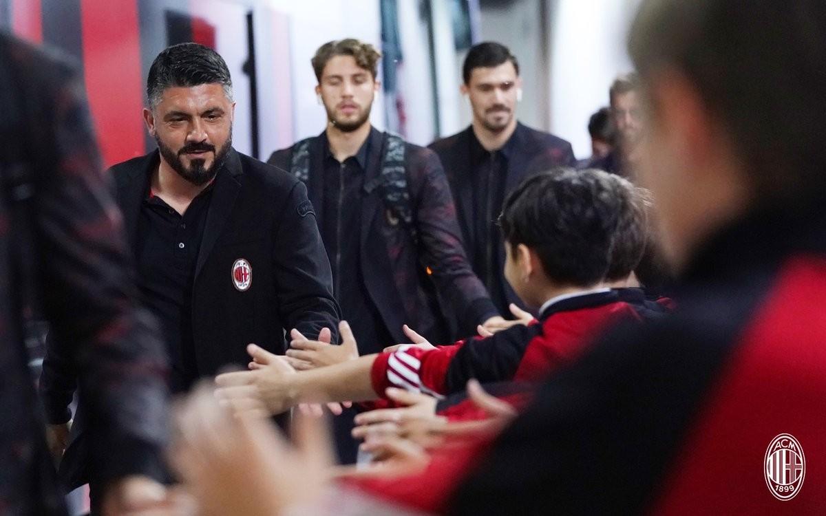 """Milan, Gattuso dopo la vittoria contro il Verona: """"Dobbiamo ripartire da oggi"""""""