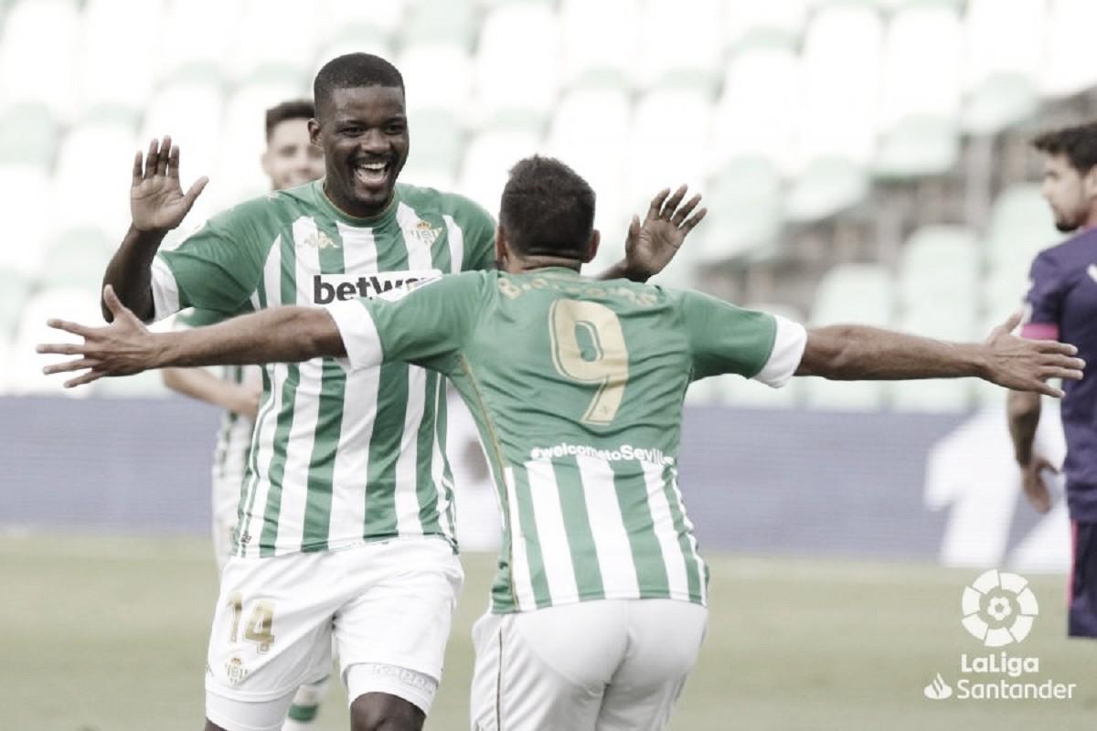 Real Betis Balompié - Real Valladolid: puntuaciones, 2ª jornada de LaLiga Santander