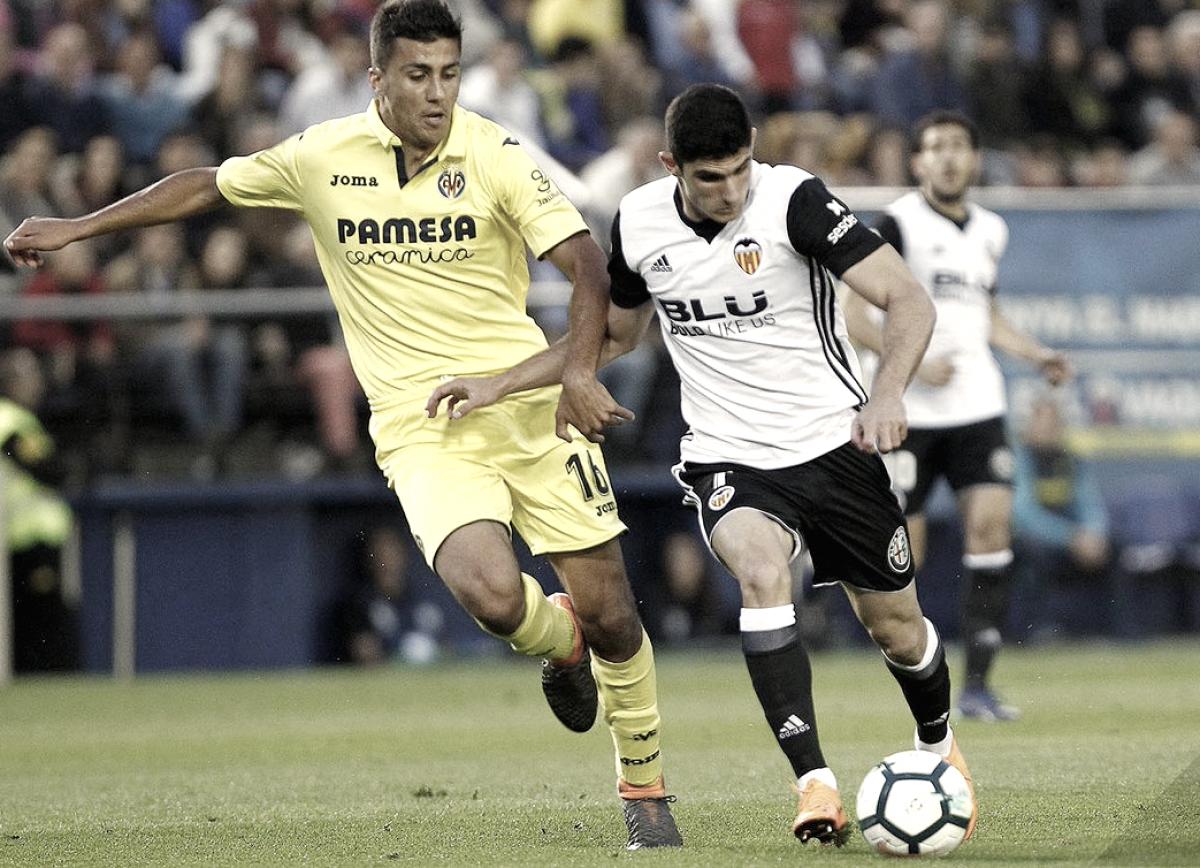 Valencia perdió y no le pudo meter presión al Madrid