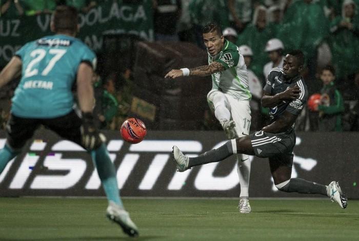Dayro Moreno lleva a Atlético Nacional a la final de la Liga Águila