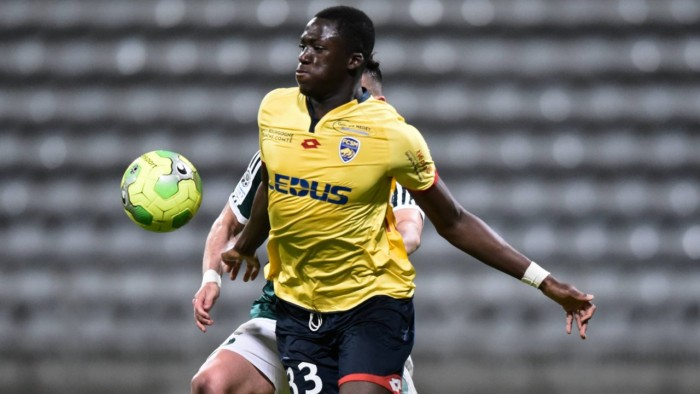 Young French defender Ibrahima Konaté snapped up by RB Leipzig