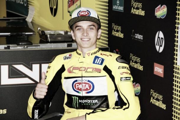Moto2, Luca Marini al debutto nel 2016 con Forward Racing