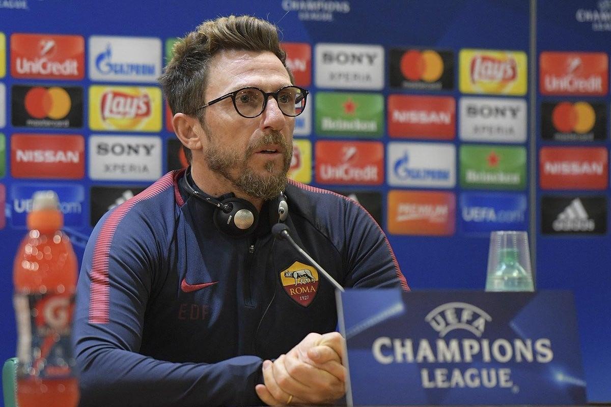 Napoli: 'Complimenti alla Roma per la Champions'. Ma con la Juve