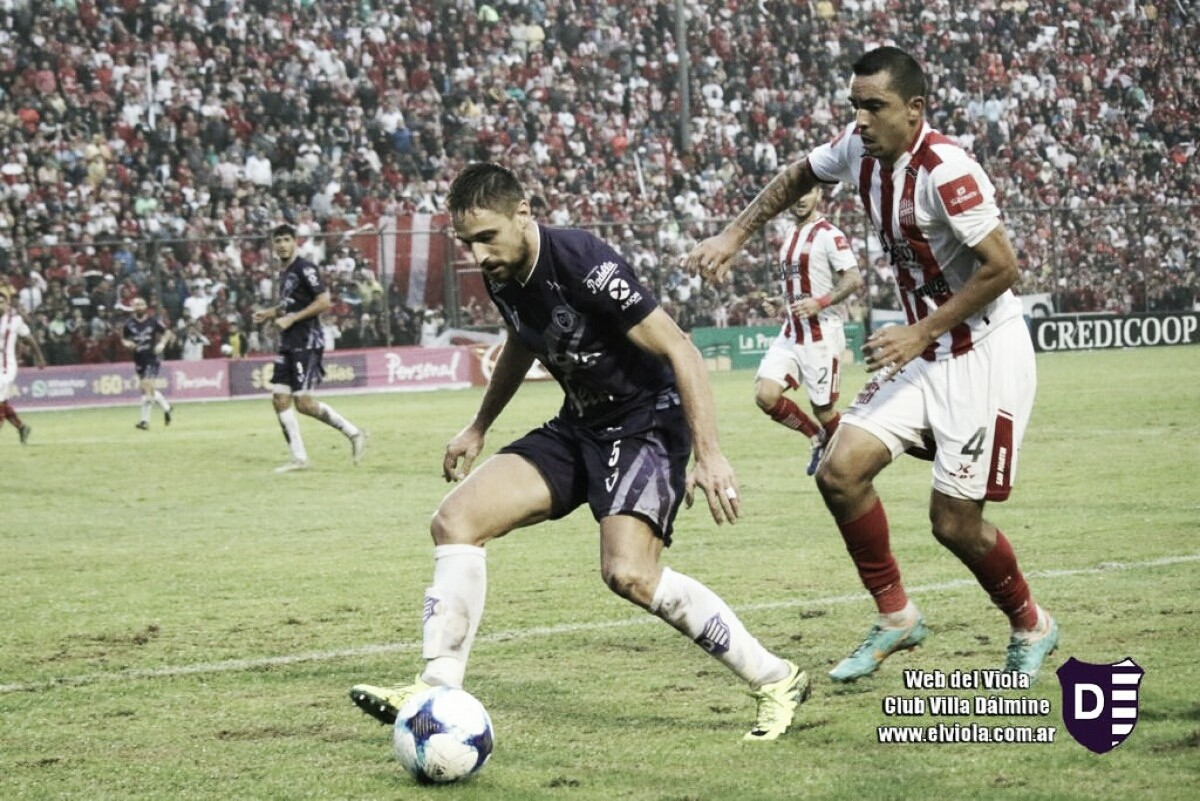 Lluvia de goles entre San Martín y Villa Dálmine