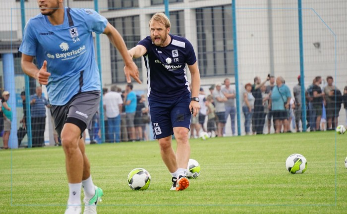 1860 Munich prepare for life in the Regionalliga