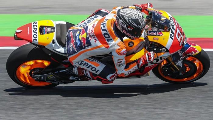 MotoGP, GP Catalogna 2017 - Valentino Rossi: