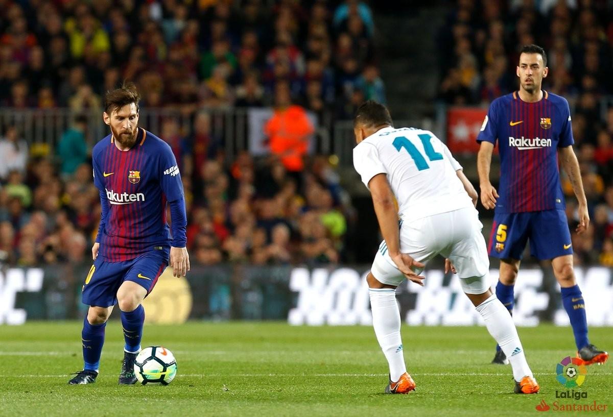 Liga - Gol e spettacolo tra Barcellona e Real Madrid: 2-2 al Camp Nou