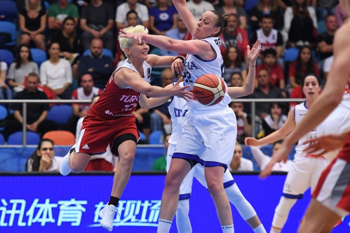 Eurobasket Women 2017 - Non basta una grande Zandalasini, la Turchia batte l'Italia di un punto (54-53)