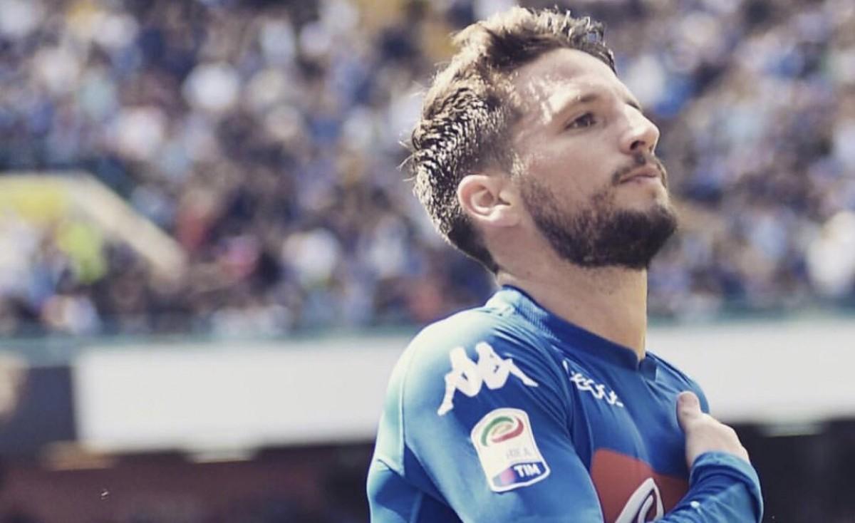 """Napoli, Dries Mertens dal ritiro belga: """"Mi piacerebbe lavorare con Ancelotti"""""""