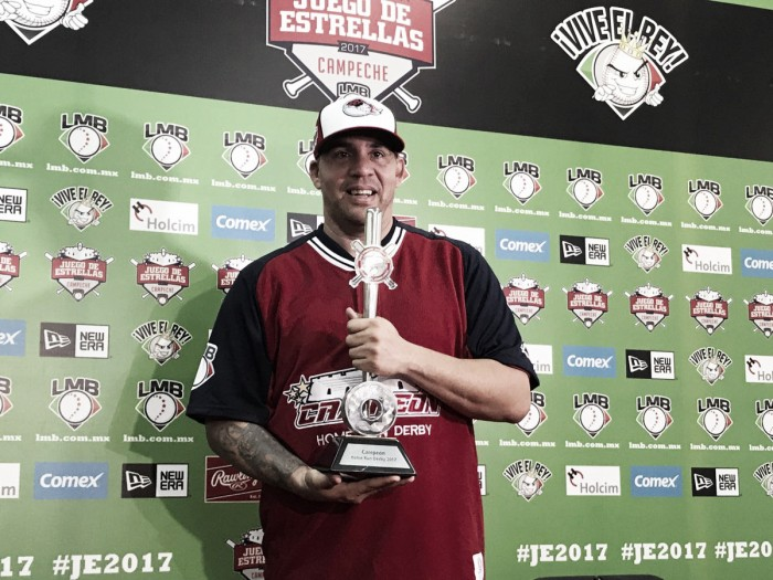 Frank Díaz gana el Home Run Derby