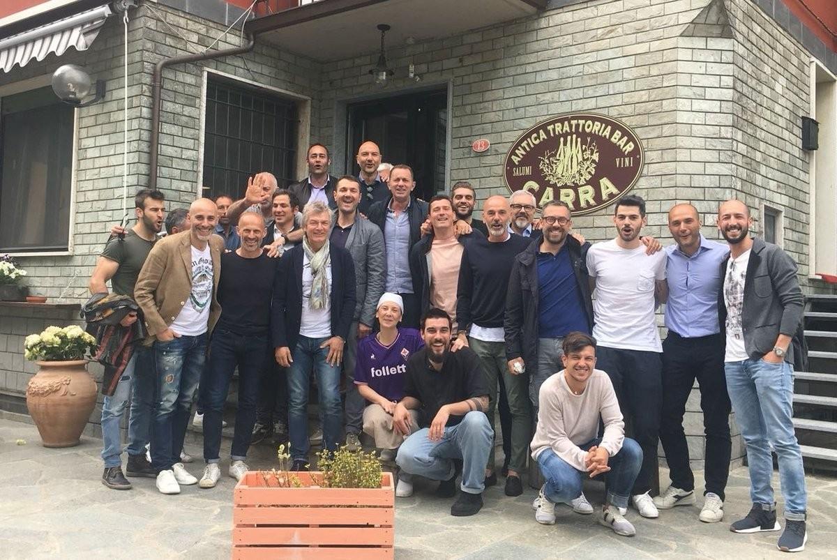 Fiorentina: ripresa degli allenamenti in vista del Cagliari