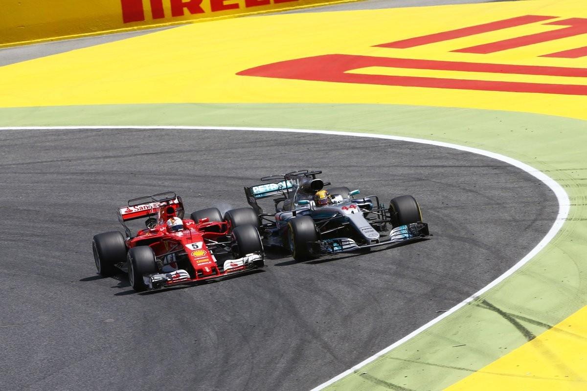 Formula 1 - La presentazione del Gran Premio di Spagna